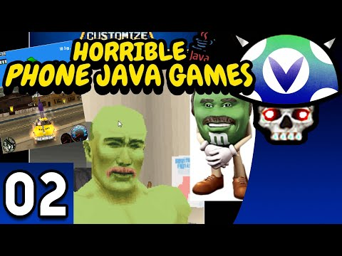 [Vinesauce] Joel - Horrible Phone Java Games ( Part 2 )