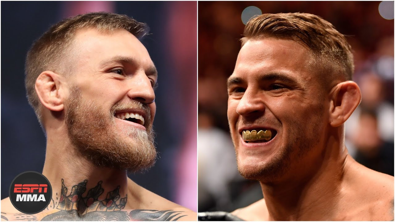Conor McGregor says he's accepted a UFC fight against Dustin ...