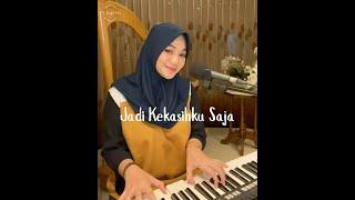 Download lagu Keisya Levronka - Jadi Kekasihku Saja Cover by Fhadilah Intan   Rumah Musik