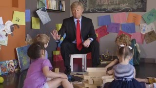 #IfTrumpWere a Kindergarten Teacher #1: Simon Says