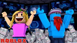 LITTLE KELLY MAKES 1 MILLION DOLLARS !!!! Sharky Roblox