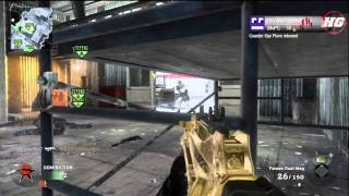 Black Ops: 200-1 Domination on Summit w/ Gold Famas