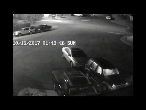 Sandy, Oregon Car Prowler,   10/15/2017