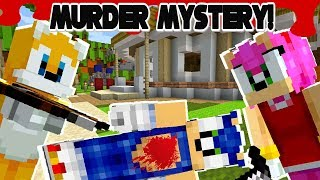 Minecraft Sonic The Hedgehog - Who Killed Sonic The Hedgehog?! [26]