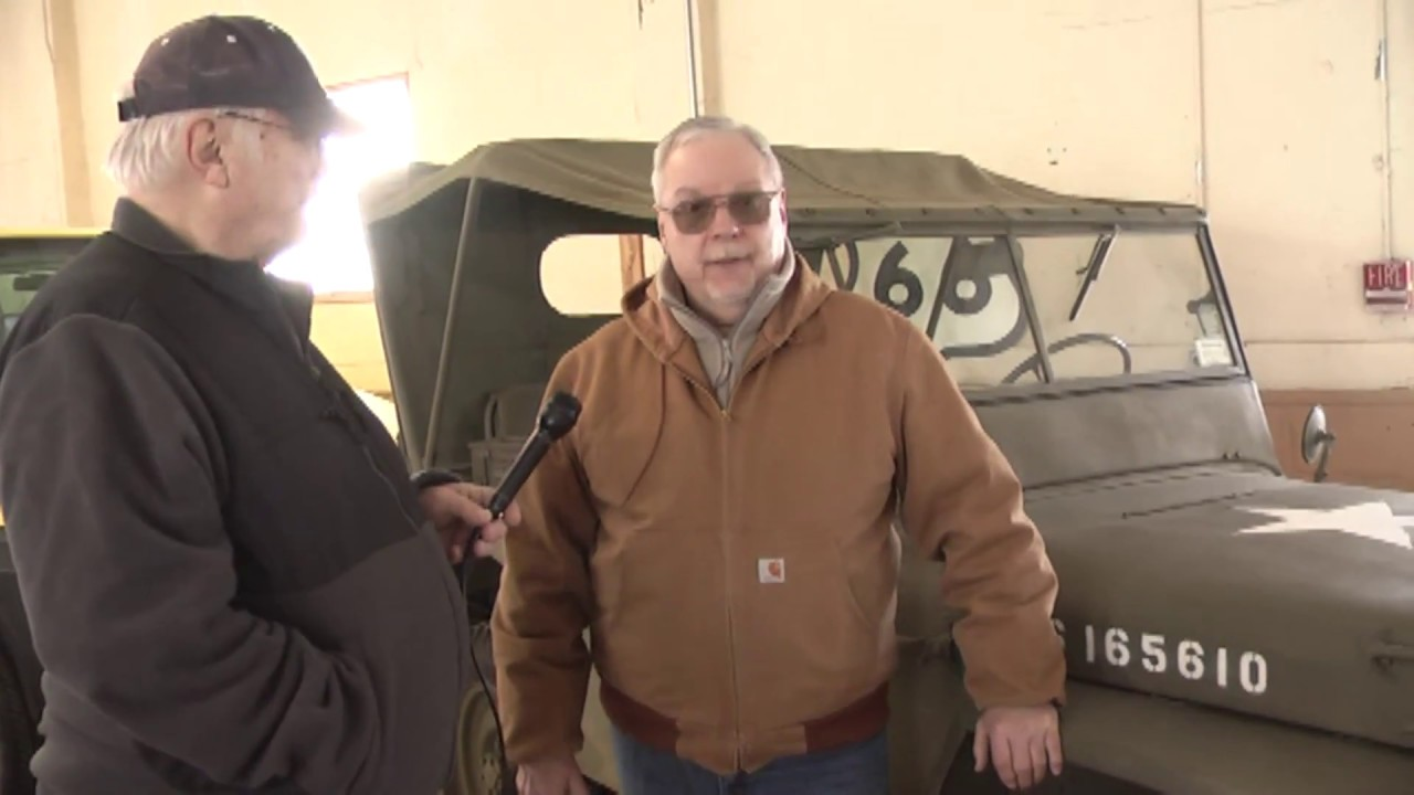 OLC - C. V. Transportation Museum part two  3-20-13