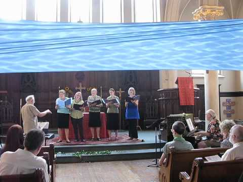 Friends of the Solstice sing