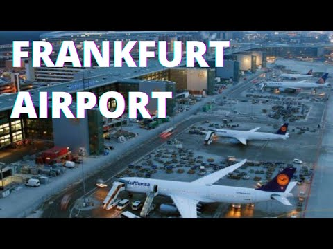 Frankfurt Airport Germany | Spotting, Terminal, Landing, and Takeoff