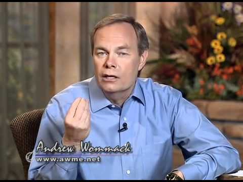 Andrew Wommack: Discover The Keys To Staying Full Of God: The Power Of Imagination Week 3 Session 4