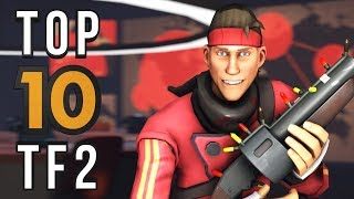 Top 10 TF2 plays - December 2017