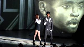 Will I Am - Bang Bang - Live @ Bercy Paris 16.12.2013 HD
