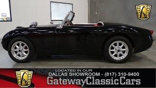 1960 Austin Healey Sprite #190 Gateway Classic Cars of Dallas