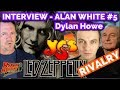 Capture de la vidéo Interview: Alan White Says That Yes/zeppelin Rivalry Was Very Real