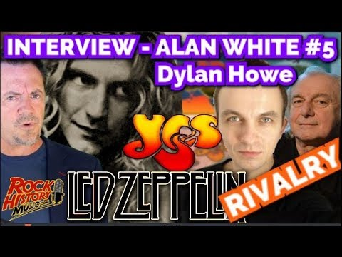 INTERVIEW: Alan White Says That Yes/Zeppelin Rivalry Was Very Real