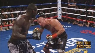 DEONTAY WILDER VS ARTUR SZPILKA - BRUTAL KNOCKOUT!!! ONE PUNCH!!! POST FIGHT REVIEW