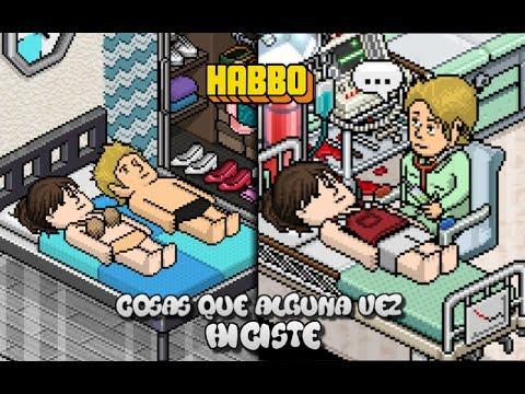 COSAS QUE ALGUNA VEZ HICISTE EN HABBO- HABBO HOTEL