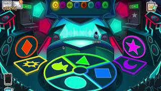 Fiesta SuperDJ - Club Penguin 2015