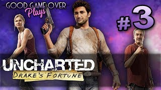 Uncharted: Drake's Fortune #3 | Bumper Stickers | Good Game Over