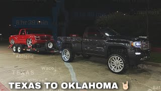 WE WENT TO OKLAHOMA! | SLAMBOREE SHOW 2020