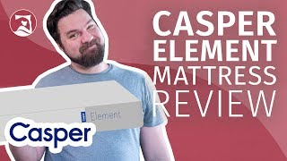 Casper Element Mattress Review…