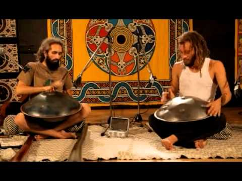 Hang Drum, Interview with Davide Swarup and Ortal Pelleg, Moscow 2011 Part 3, HD
