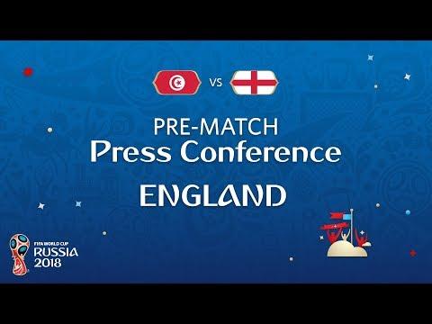 FIFA World Cup™ 2018: Tunisia - England: England Pre-Match PC