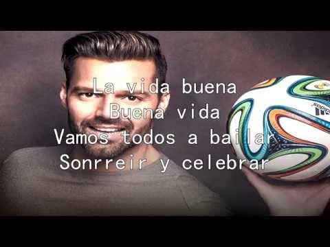 Ricky Martin  Vida LYRICS  LETRA