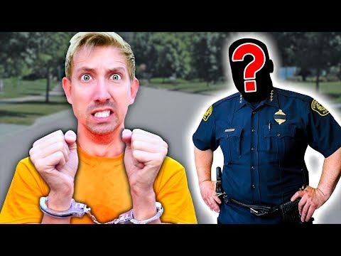 CWC ARRESTED! PROJECT ZORGO at SAFE HOUSE (Trapped in Escape Room Challenge with Ninja Gadgets) thumbnail