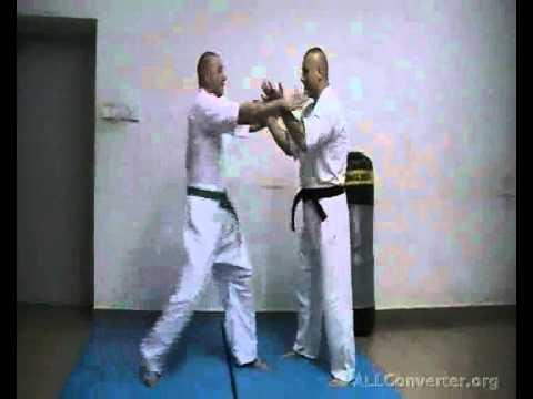 Kazoku Kenpo Karate - kombinacje uderzeniowe