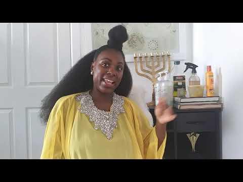 My Hair Regimen: How I Grew Waist length Hair