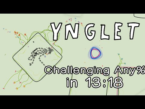 [WR] Ynglet - Challenging Any% in 13:18 |