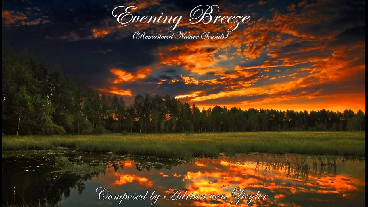 relaxing celtic music evening breeze remastered nature