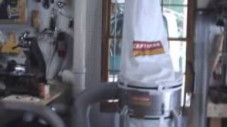 2 Stage Dust Collector