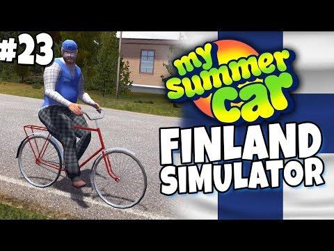 My Summer Car - Finland Simulator #23 - Teimo's Betrayal