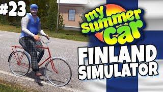 My Summer Car - Finland Simulator #23 - Teimo