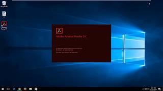 Gambar cover How To Download And Install Adobe Acrobat Reader DC For Windows 10/8/7