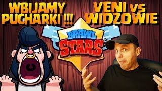 🔥🔥🔥Brawl Stars - gra z widzami ZAPRASZAM     🔥🔥🔥 VENI GAMING