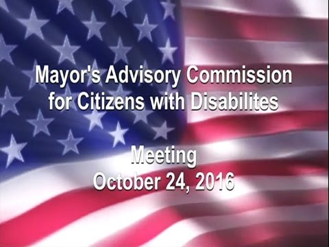 Omaha Human Rights and Relations MCCD Board Video October 24, 2016.