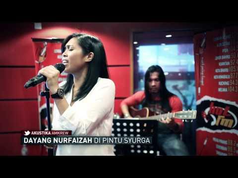 Dayang Nurfaizah - Di Pintu Syurga (LIVE) #AMKREW #AJL29