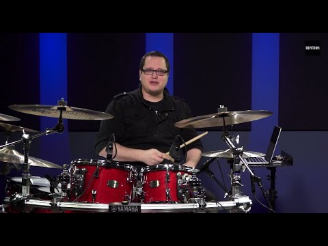 Quick drum lesson: how to improve timing and note spacing