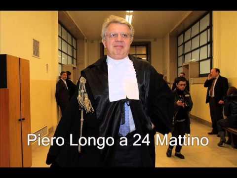 Lavvocato di B Piero Longo: Letica con la politica non centra nulla a 24 Mattino -- Radio 24