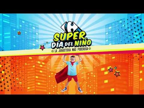 Dia del Niño - Carrefour Hiper - Del 19 al 20 de Agosto