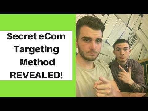 LIVE: Secret eCom Targeting Method Revealed!