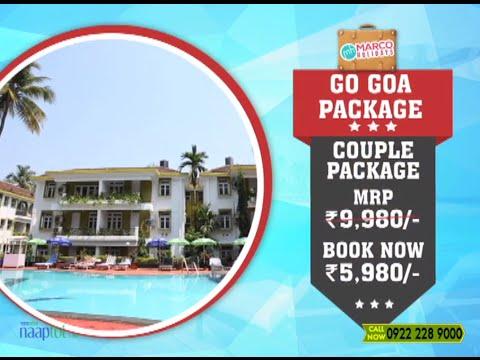 Go Goa Couple Package - ALOR RESORT