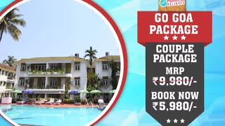 Go Goa Couple Package - ALOR RESORT