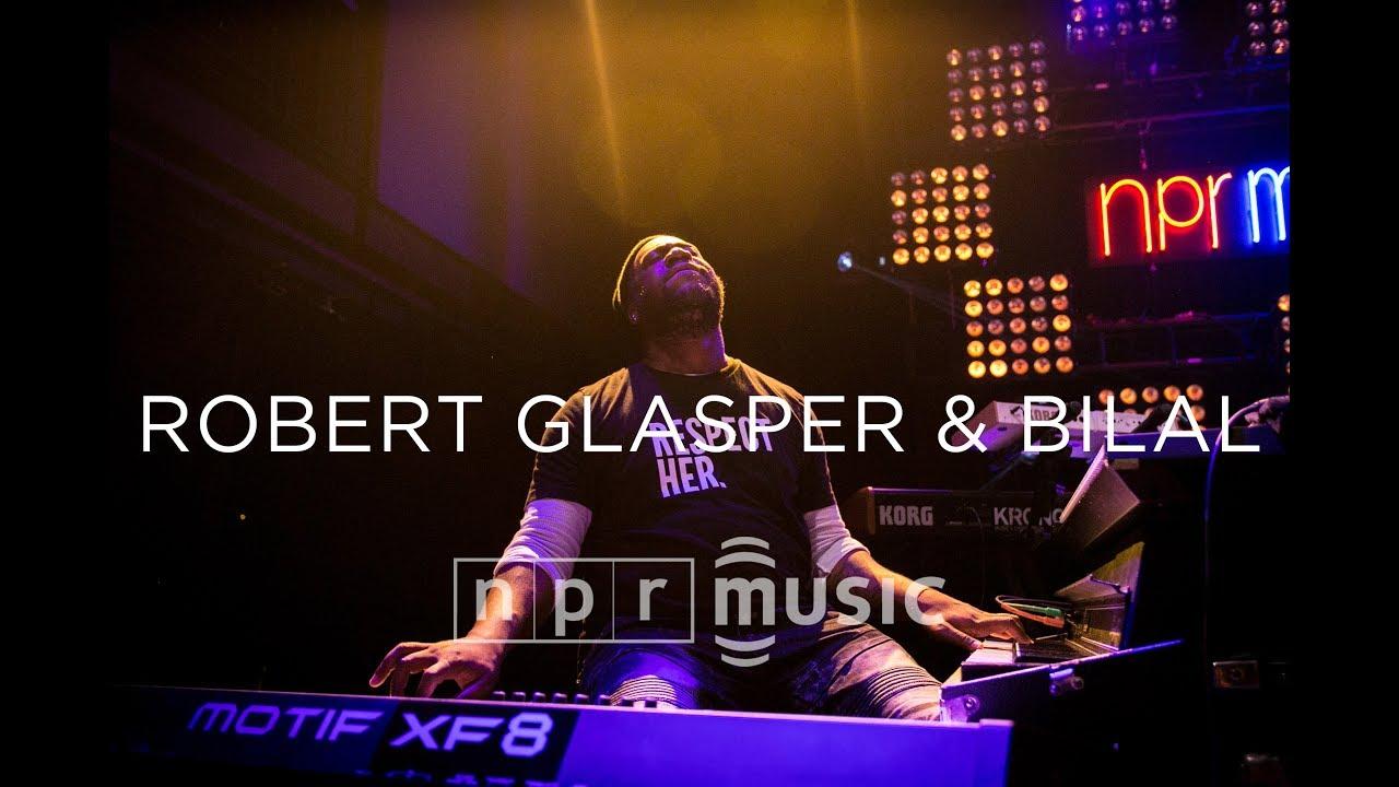 Robert Glasper & Bilal | NPR Music's 10th Anniversary Concert