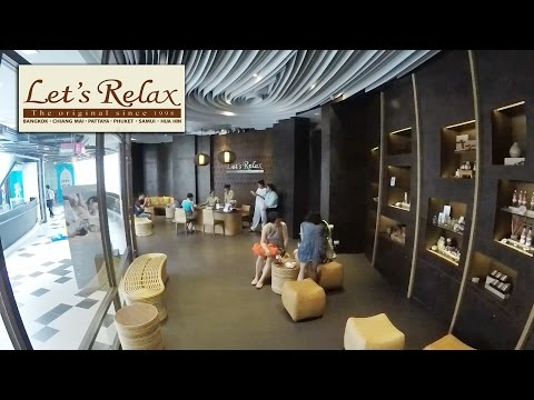 Let's Relax Thai Massage & Spa (BTS Siam) Bangkok Thailand