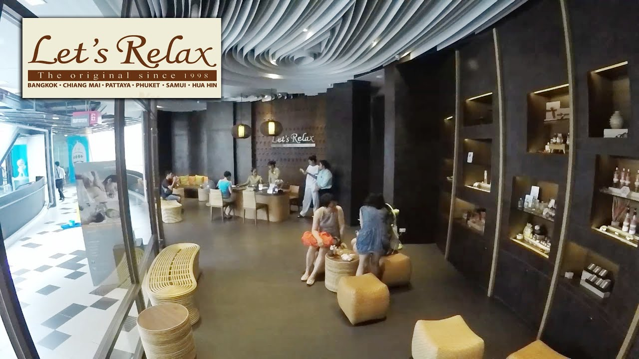 relax thaimassage spa norrköping