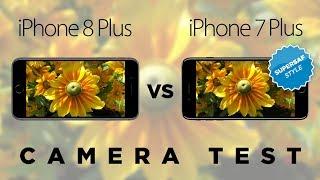 iPhone 8 Plus vs 7 Plus Camera Test Comparison