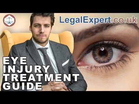 Eye Injury Treatment Guide ( 2019 ) UK