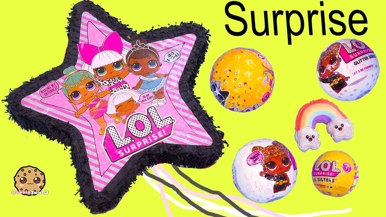 Dolls & Bears Other Brand & Character Dolls 7 Surprises L.o.l.surprise Glam Glitter